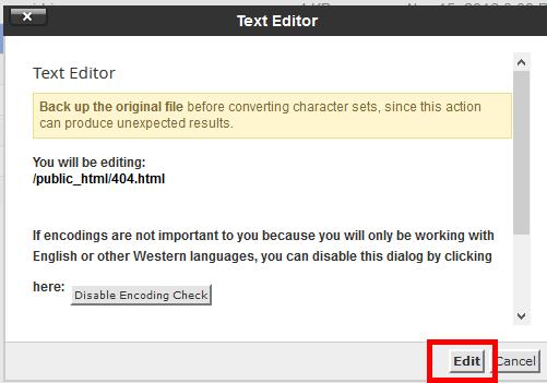 website website troubleshooting 404s create 404 06 click edit
