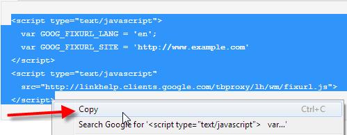 copy-javascript