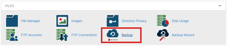 How do I merge multiple cPanel accounts into one | InMotion