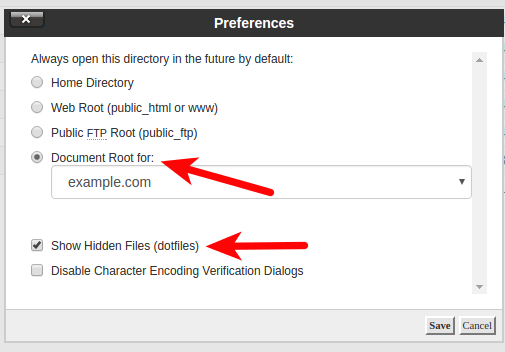 How to Change your Default Index Page in  htaccess