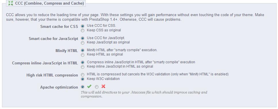 configure ccc2