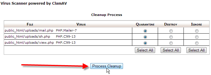 click-on-process-cleanup