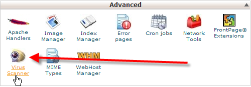 cpanel-click-on-virus-scanner