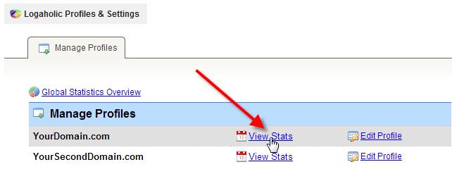 logaholic-click-view-stats