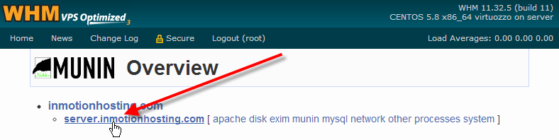 click-on-server-hostname-for-full-summary