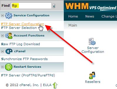 whm-click-on-ftp-server-configuration