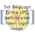 Original Wiki Logo fo Vector skin