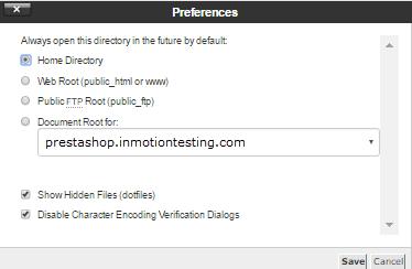 select-store-folder