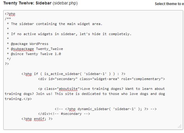 add meta code to file