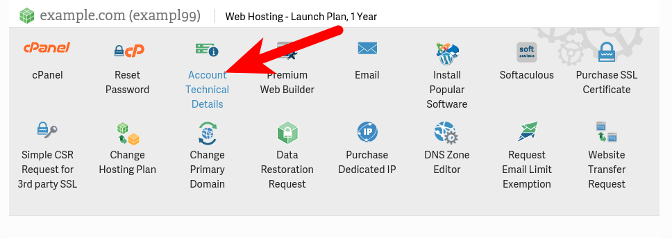 Viewing your Primary Domain in AMP