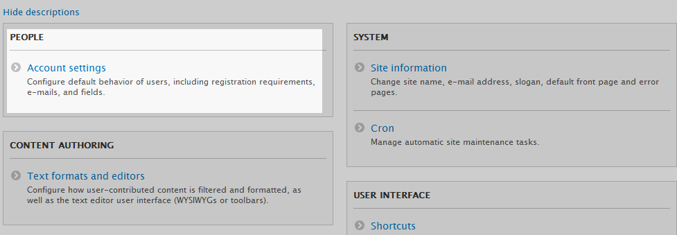 edu Drupal 8 106 enable user signatures 1 account settings