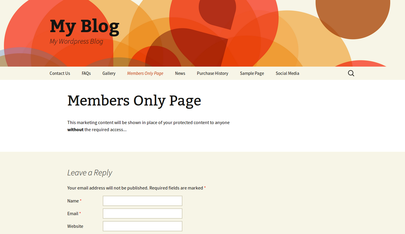 wordpress plugins memberful 12
