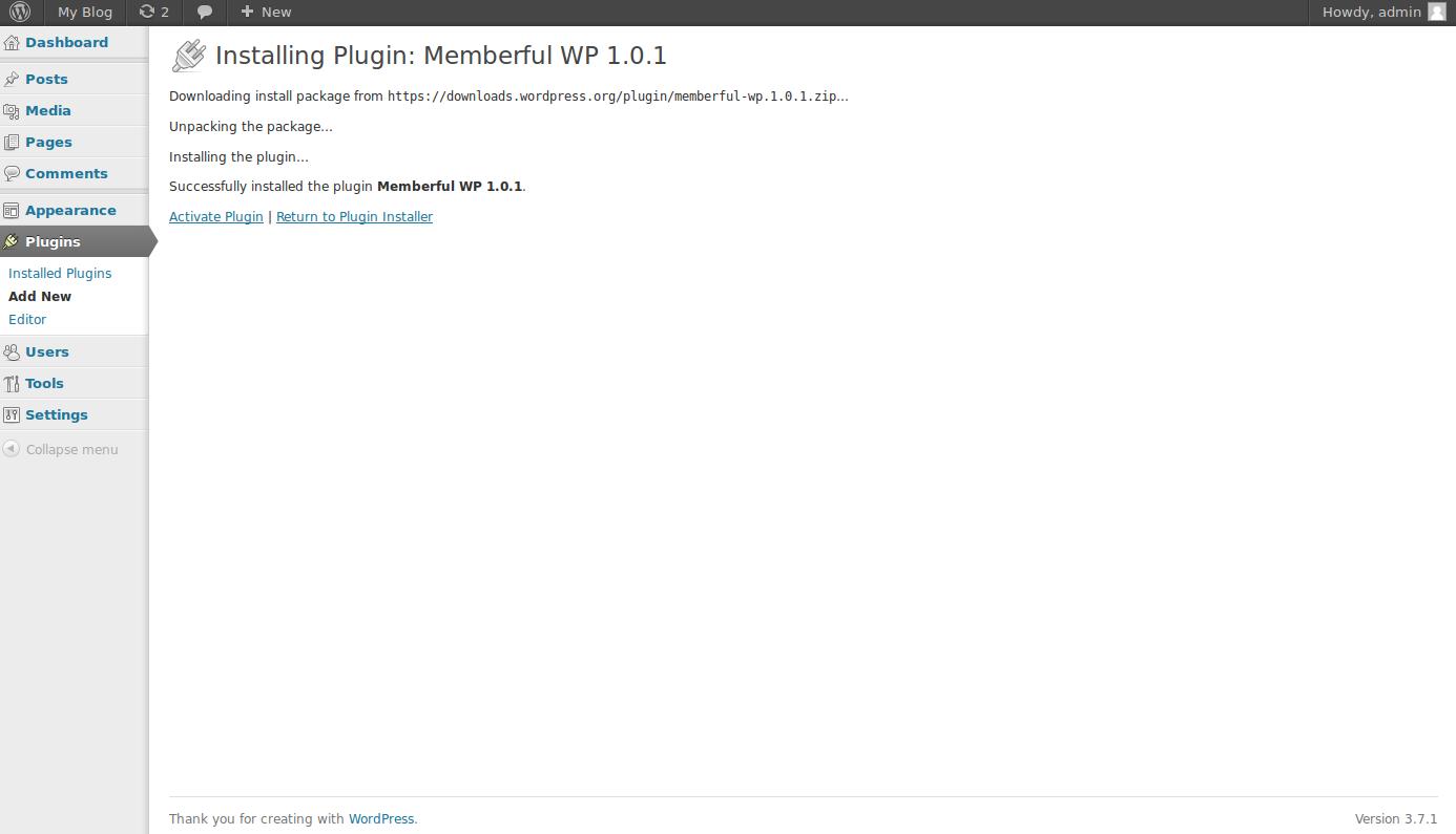 wordpress plugins memberful 2