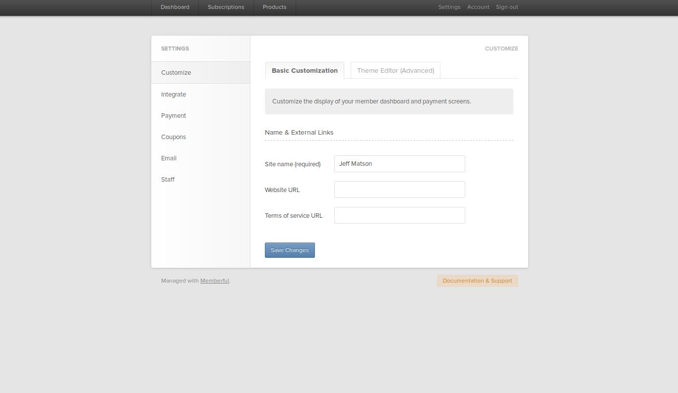 wordpress plugins memberful 7