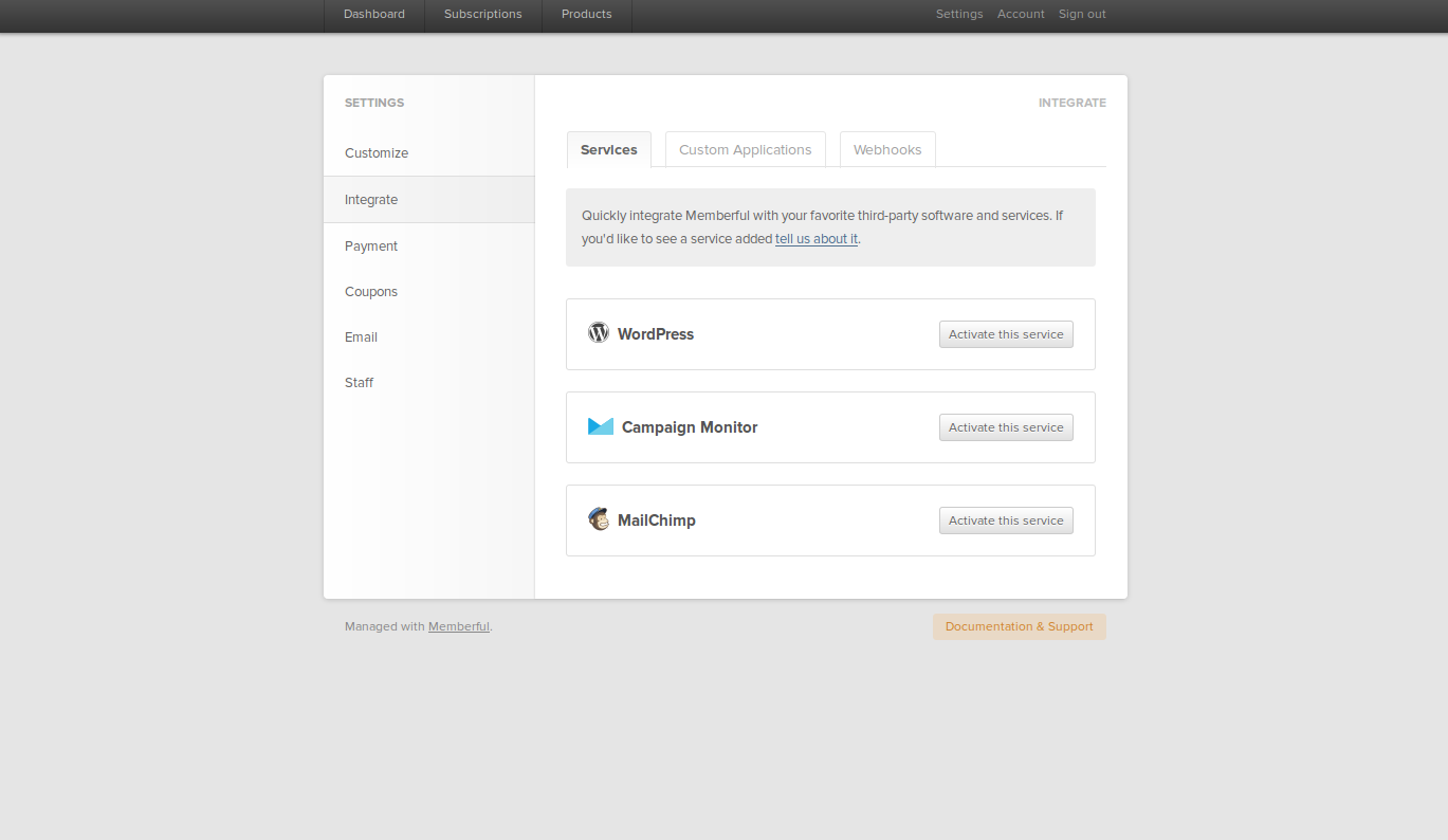 wordpress plugins memberful 8