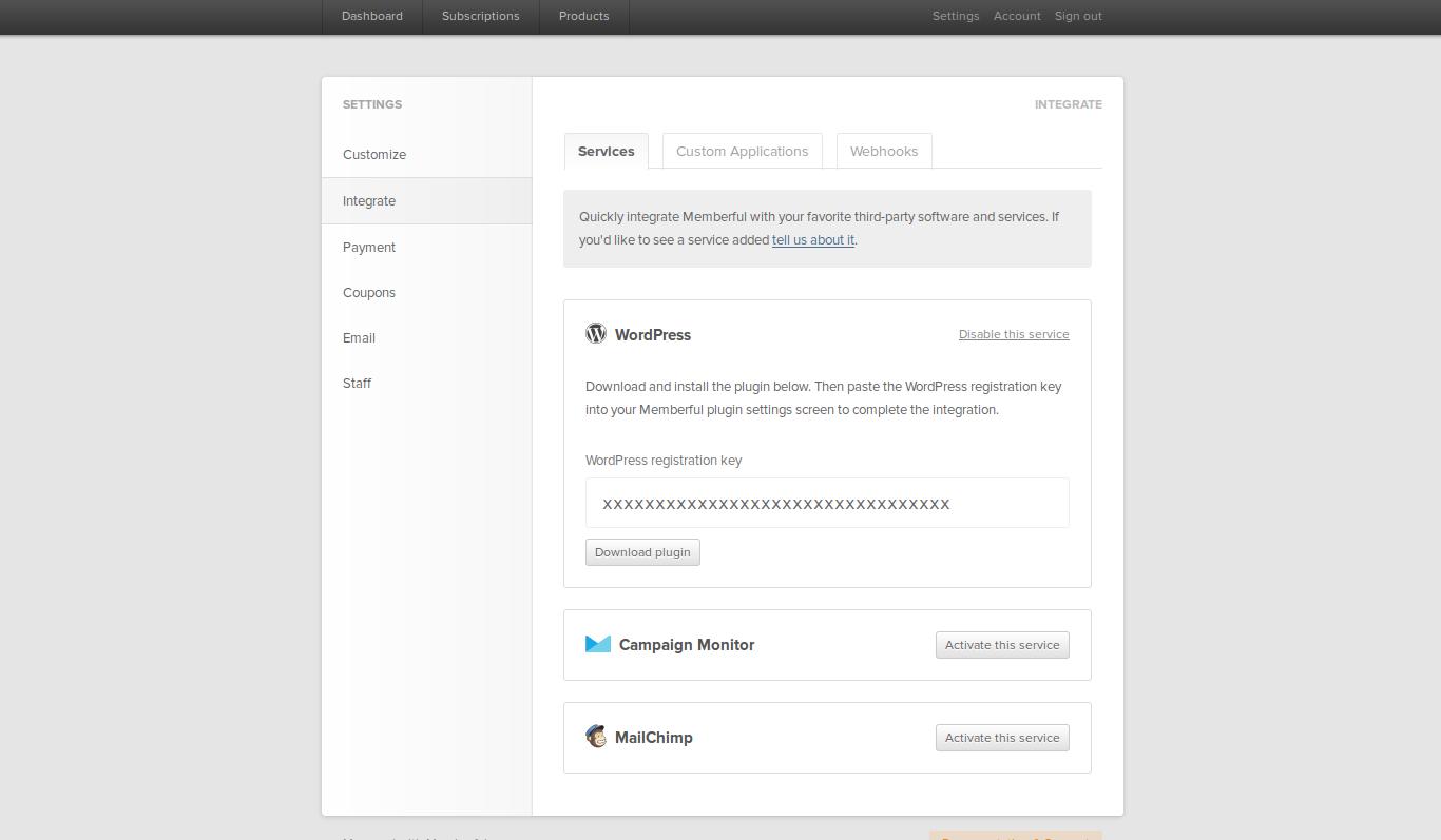 wordpress plugins memberful 9