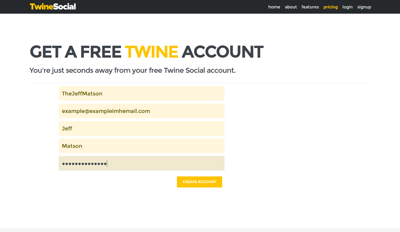 How to Add a Social Media feed to WordPress with the Twine