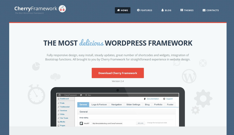 wordpress themes cherryframework cherryframework 1