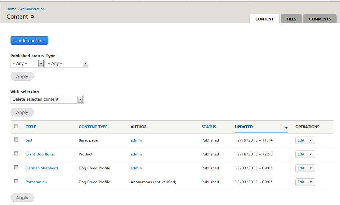 edu Drupal 8 205 change admin theme after