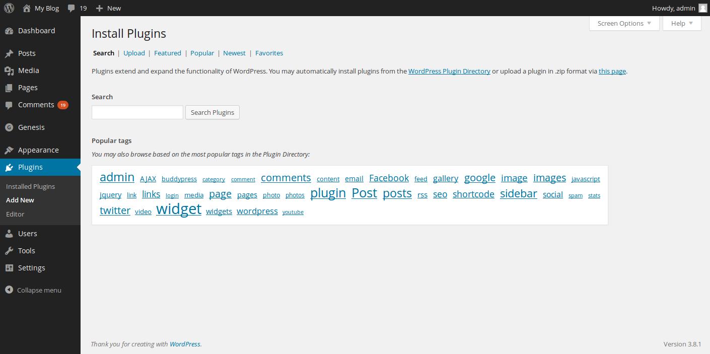 wordpress plugins wordpress theme optimization 1