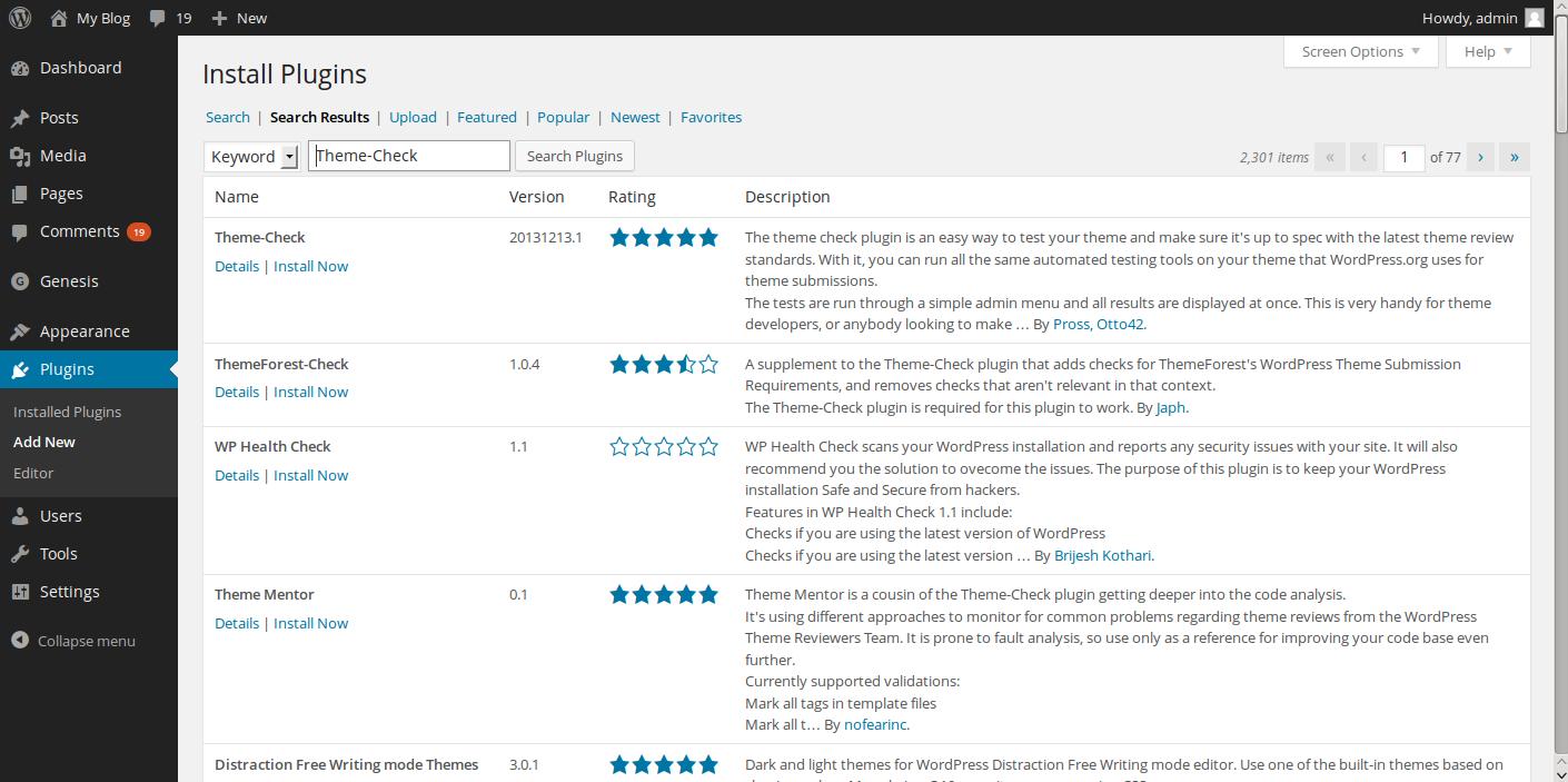 wordpress plugins wordpress theme optimization 2