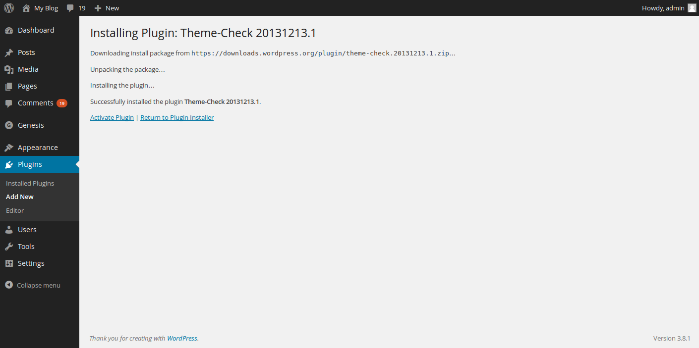 wordpress plugins wordpress theme optimization 3