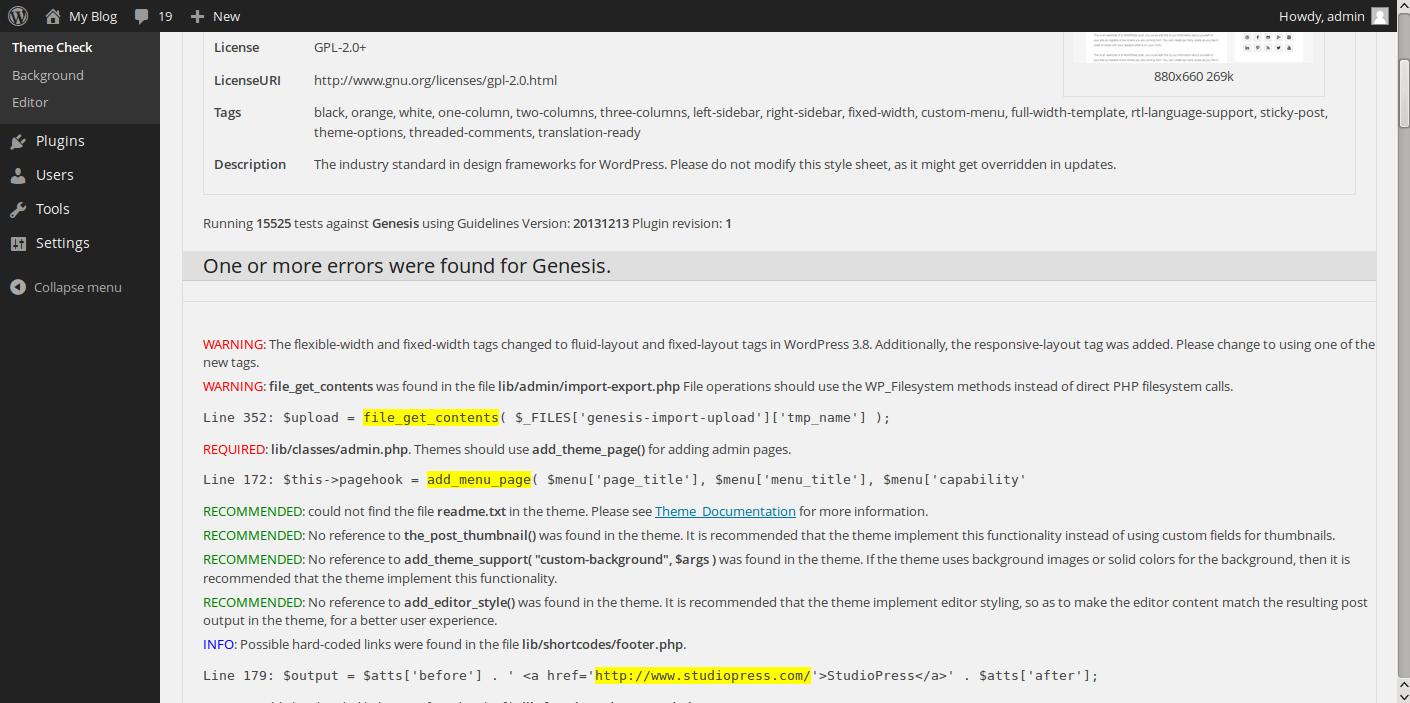 wordpress plugins wordpress theme optimization 5