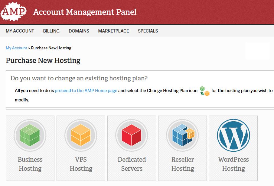 new hosting options