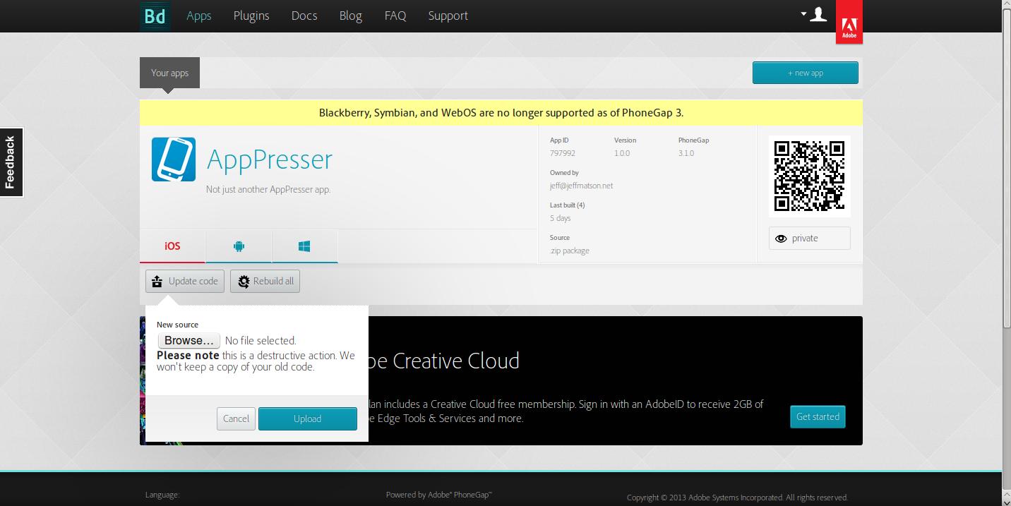 wordpress plugins apppush 14