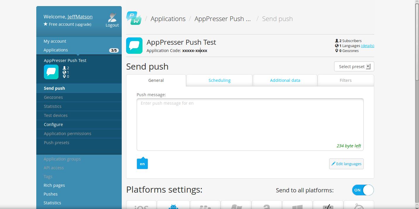 wordpress plugins apppush 16