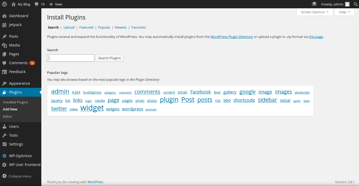 wordpress plugins page builder 1