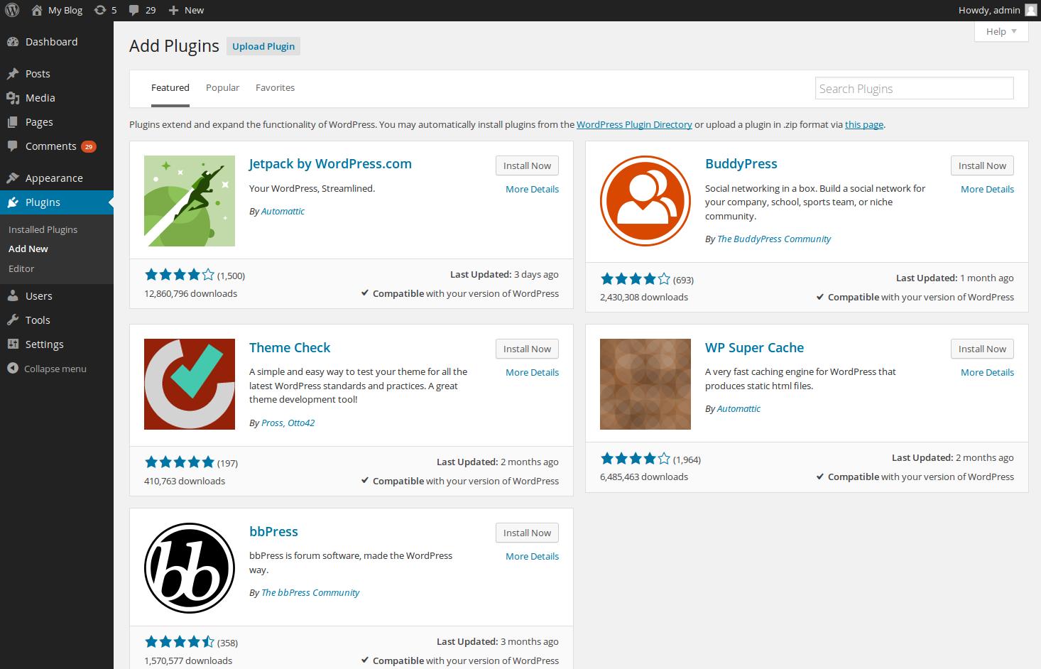 WordPress Heartbeat and Heavy admin-ajax php Usage | InMotion