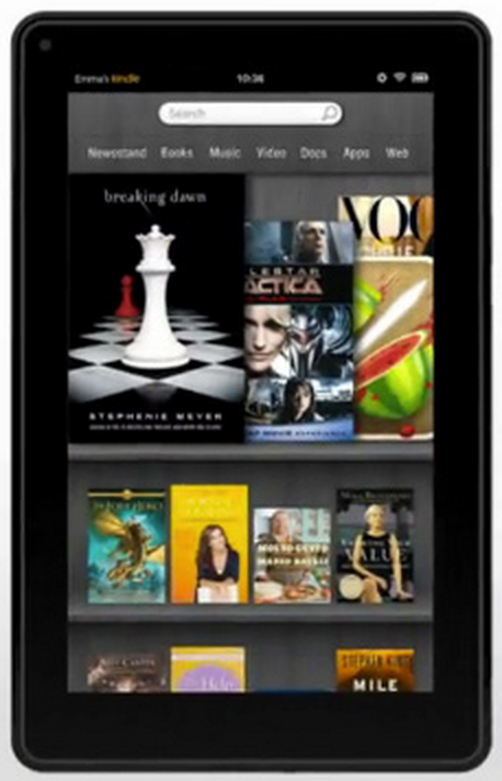 Setting up an Email Account on Your Kindle Fire Tablet