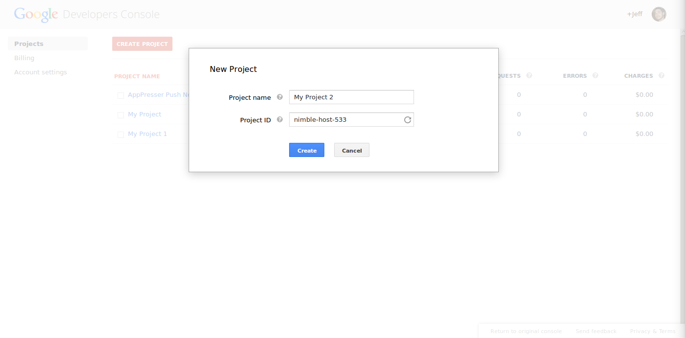 google tools google api keys 2