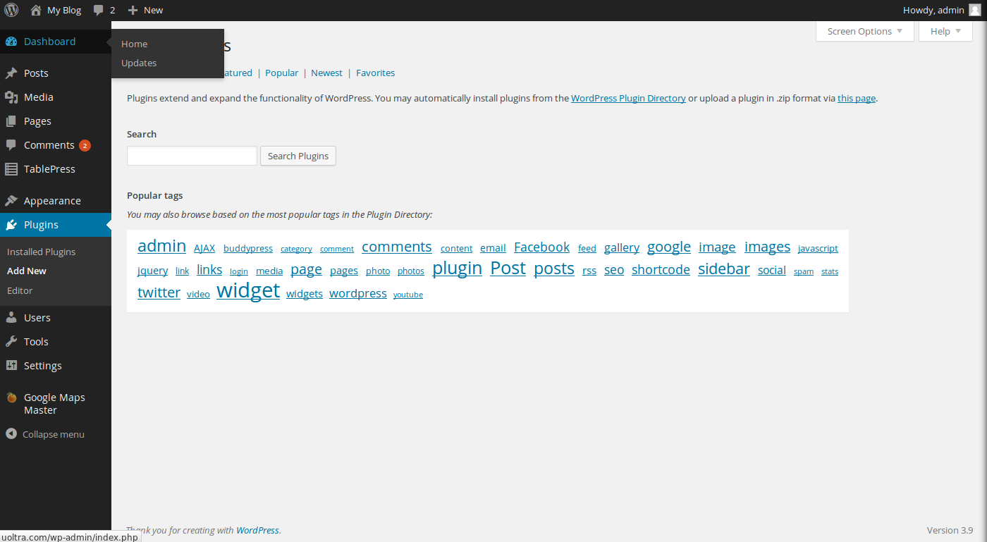 wordpress disable comments 1
