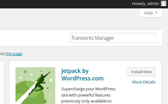 wordpress expired transients 2