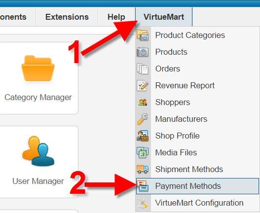 VM Authorize.net