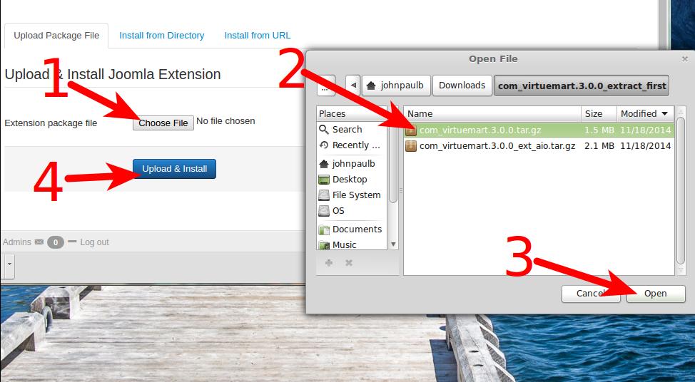 Adding VM3 files