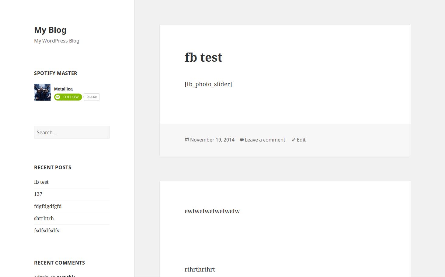 wordpress plugins spotify master 12