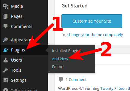 Installing the WP-reCAPTCHA plugin for WordPress