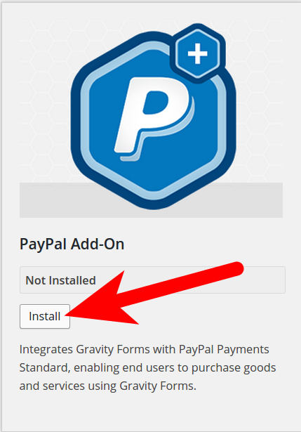 How to Setup PayPal in Gravity Forms | InMotion Hosting