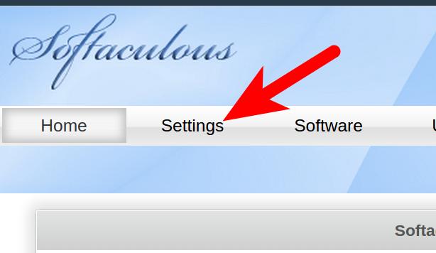 WHM Softaculous options