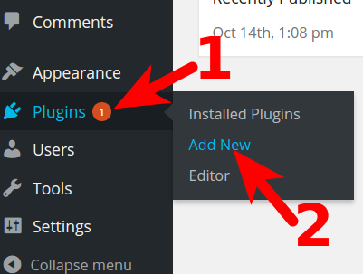 Installing BoldGrid Plugin