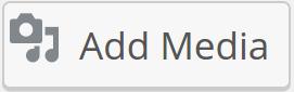 WordPress Dashboard Add Media