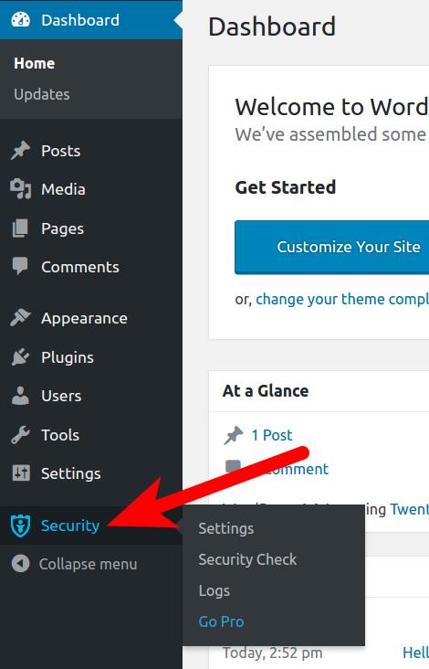 wordpress plugins ithemes security wordpress security