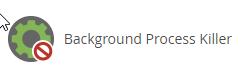 Background process killer icon