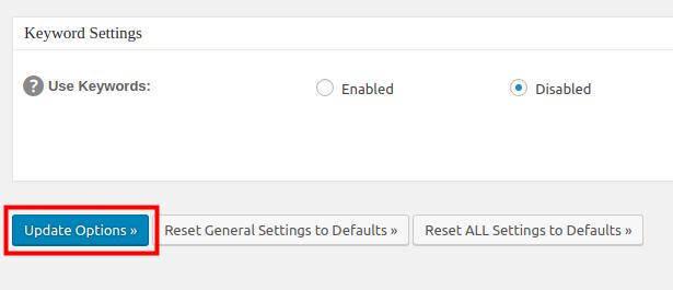 wordpress all in one seo pack update all in one seo settings