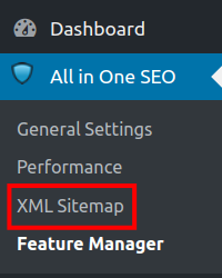wordpress all in one seo pack xml sitemap xml sitemap