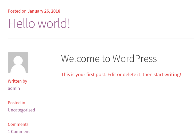 wordpress woocommerce storefront customize typography view new text color