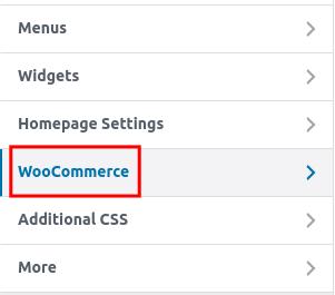 wordpress woocommerce storefront store notice customizer woocommerce
